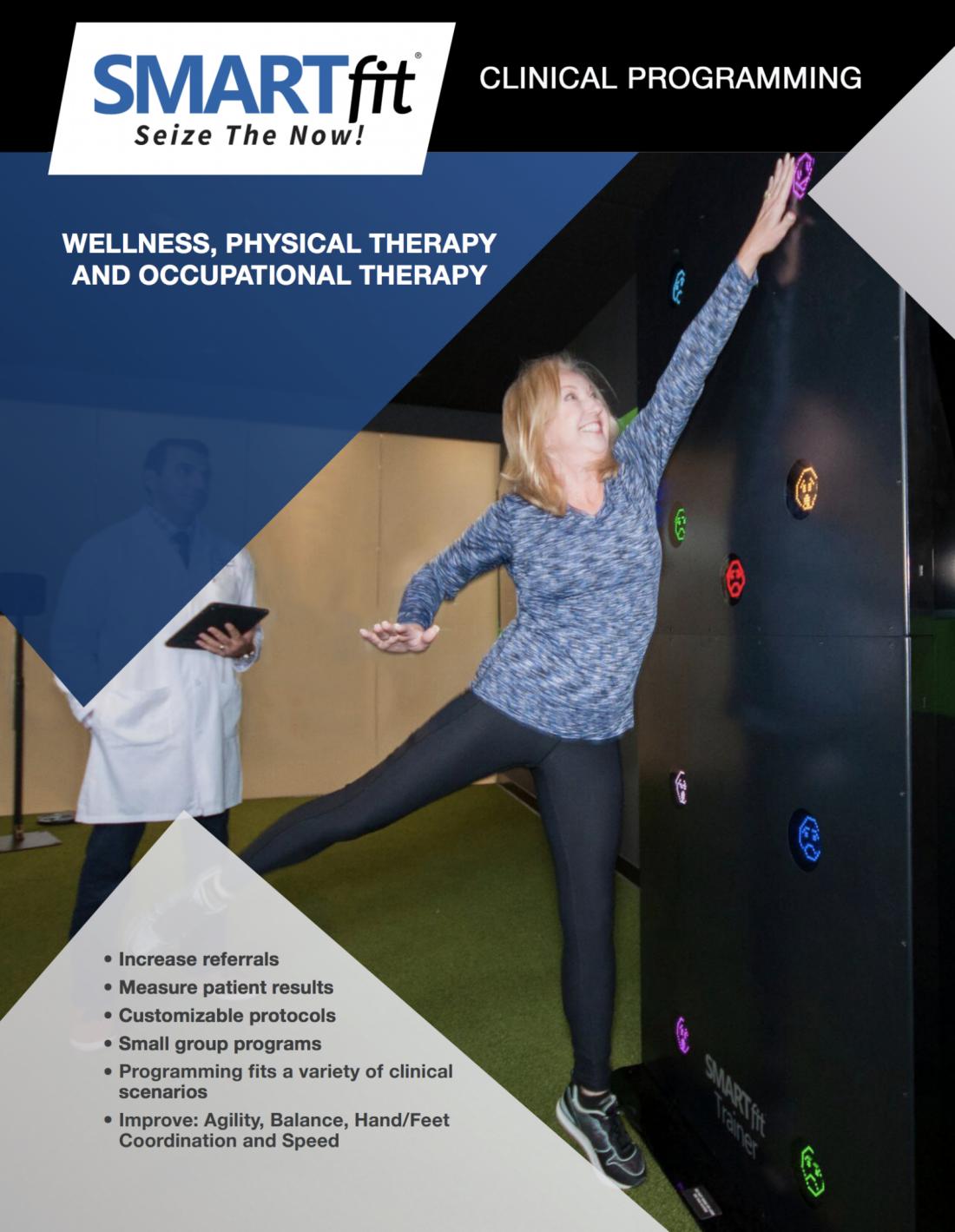 SMARTfit Clinical Market Brochure